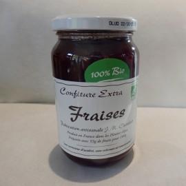 CONFITURE FRAISES 420G