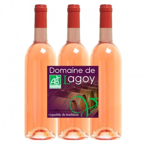 DOMAINE DE LAGOY ROSE