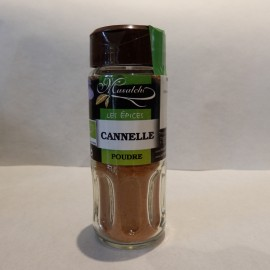 CANNELLE MOULUE 25G